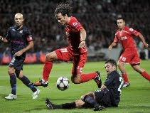 Lyon 1-0 Fiorentina