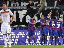 Basel 2-0 Roma