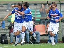 Sampdoria 1-1 Parma