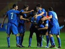 Italy 1-1 Bosnia-Herzegovina