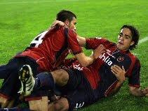 Cagliari 3-3 Napoli