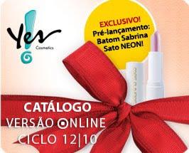 Catálogo Yes! Cosmetics