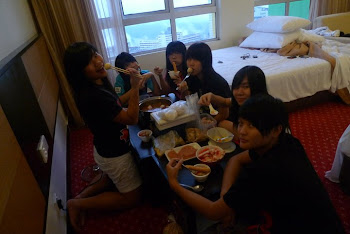 Steamboat in hotel