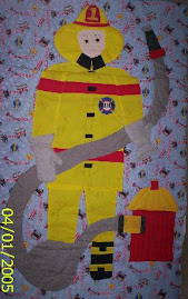 Fireman 3D Quilted Sleeping Bag