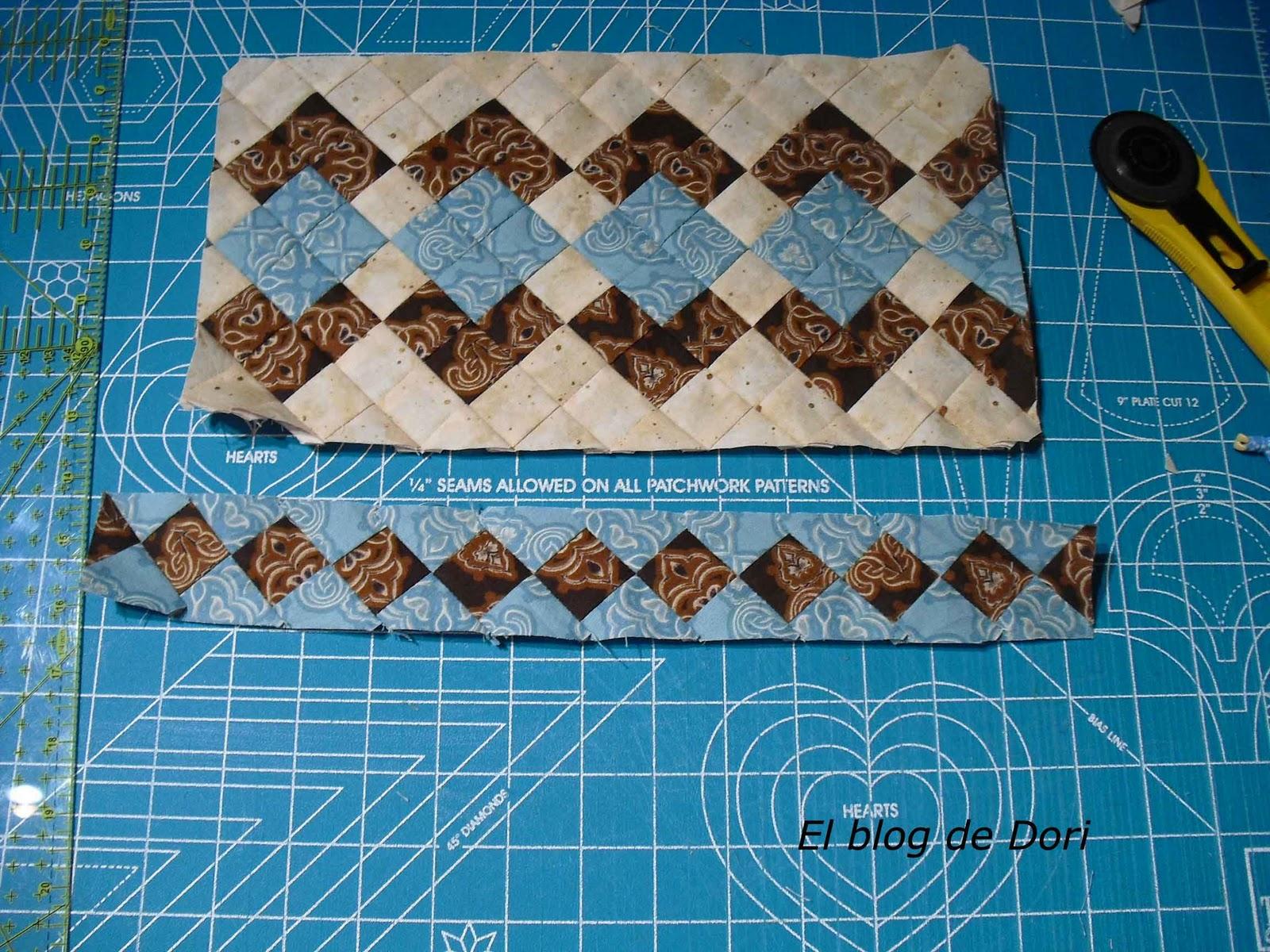 Семинолы в лоскутном шитье