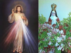 Nuestros Patronos: Jesús de la Divina Misericordia y Santa Eduvigis