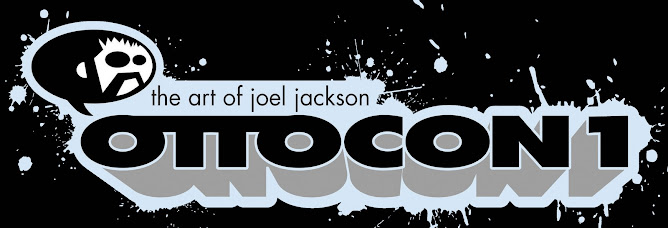 OTTOCON1: The art of Joel Jackson