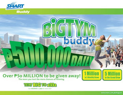 SMART's BigTym Buddy Promo