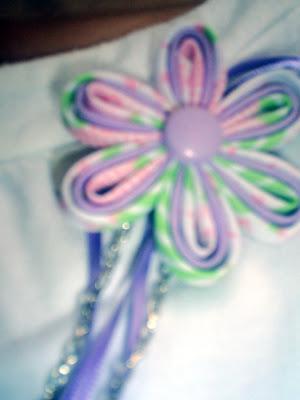 Colar Floral Annie