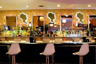 Party Salons  Angeles on Comments Labels Bar And Lounge Interiors Los Angeles Interior Design