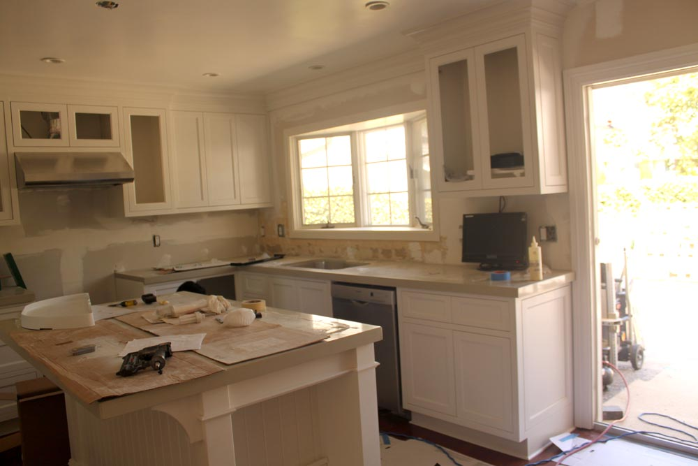 brittany stiles newport beach kitchen progress 2