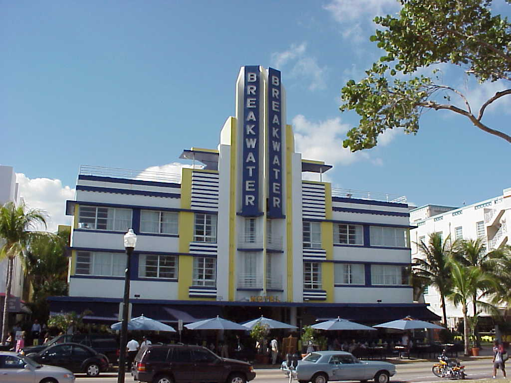 Art Deco District Miami Beach Hotels
