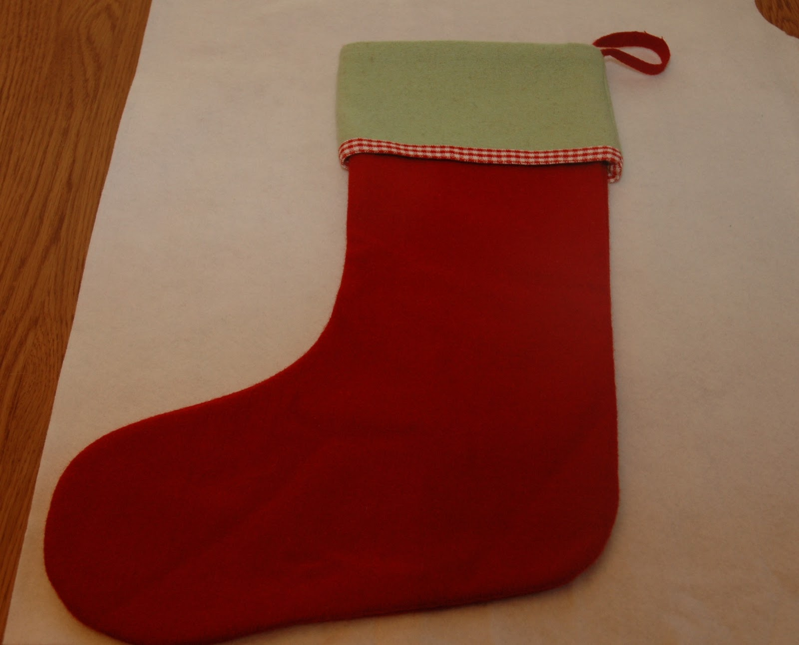 A Busy Lizzie Life Homemade Christmas Stockings