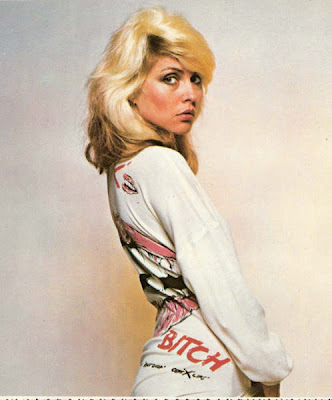 Think, young debbie harry pity, that