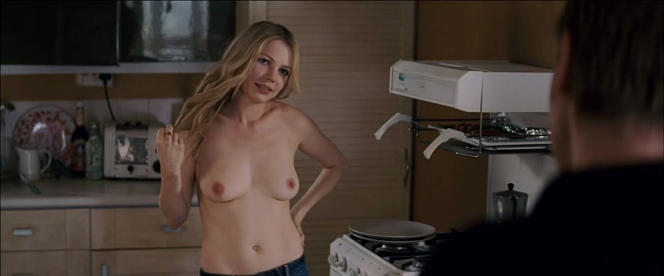 Michelle Williams Nude Sex Scene