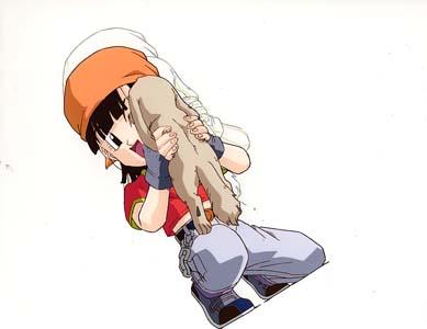 Dragon Ball - Chichi - Gif Blog Manga Hentai