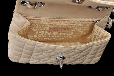 Seasonal Lust: FOR SALE: gently used Chanel Beige Single Mini Flap