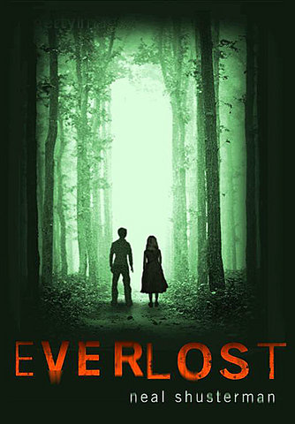 What is your favorite book/series.  Everlost