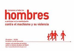 HOMES CONTRA A VIOLENCIA DE XENERO