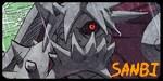 Elemento - Satetsu(Areia de Ferro) [Raiton + Doton + Fuuton] Kappa