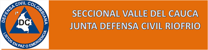 JUNTA DEFENSA CIVIL RIOFRIO