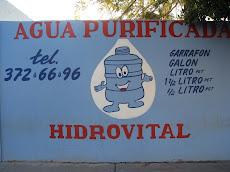 AGUA PURIFICADA HIDROVITAL AVENIDA K Y CALLE 3ra.