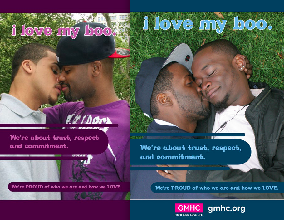 Gay Men's Health Crisis (GMHC) is re-launching their brilliant 'I Love My ...