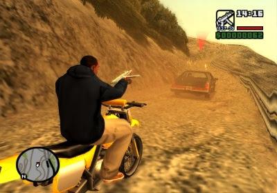 GTA San Andreas : UnderCover