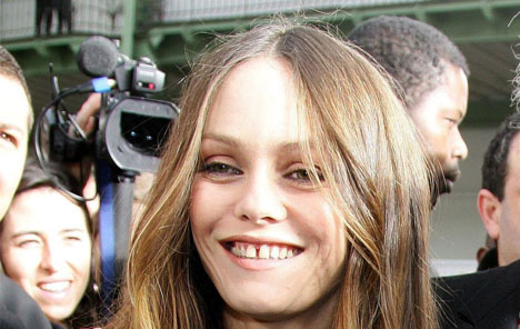 Vanessa Paradis You You
