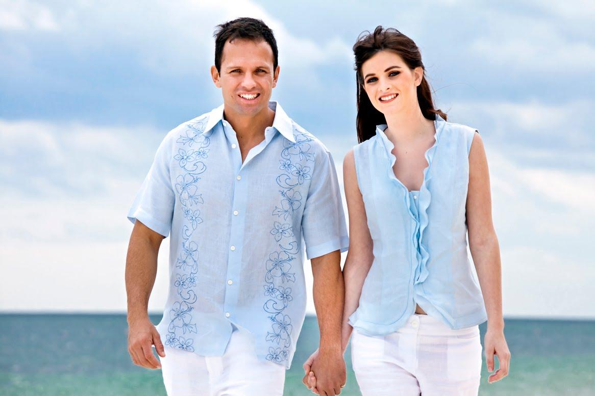 Marisol chapur portofolio 100 ropa de lino - Lino 5 metre de large ...