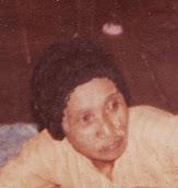 Allahyarhamah Hajjah Mariam Bt. Haji Daud