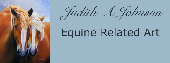 Judith A. Johnson Equine Related Art