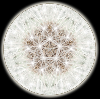 points of light mandala