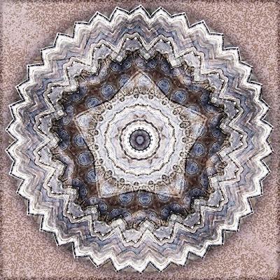 ocean weaver mandala