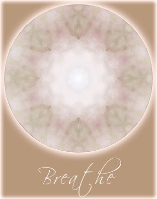 breathe mandala