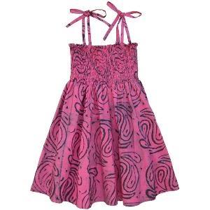 Como hacer un vestido con hilo elastico (muy facil)