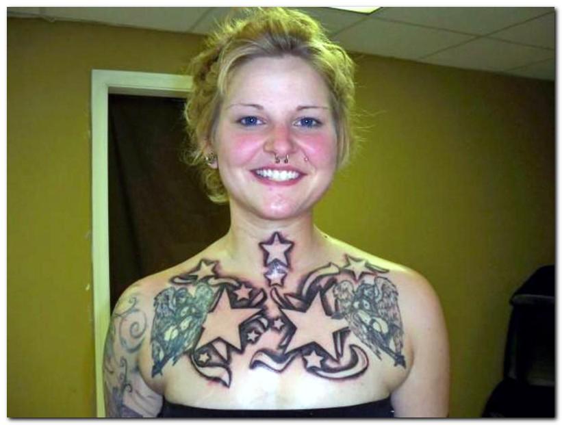 Star beautiful full body tattoo designs for women for Full body tattoo women
