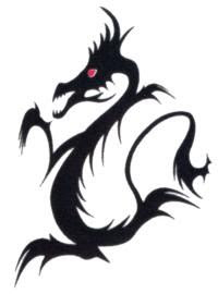 small temporary dragon tattoo gallery