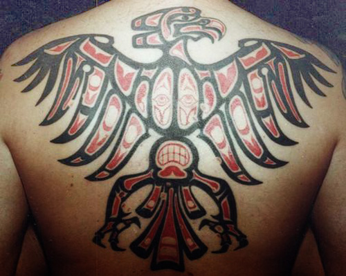So a guy walks into a Free tribal eagle tattoo designs shop sounds like a