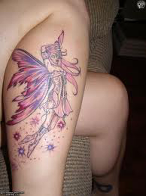 Fairy Tattoos Designs 22