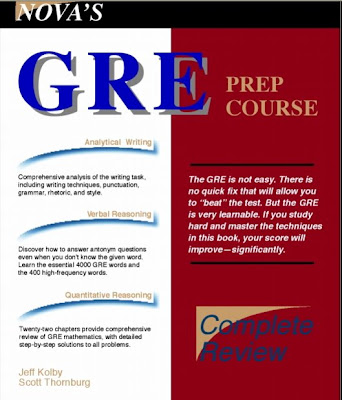 GRE eBook