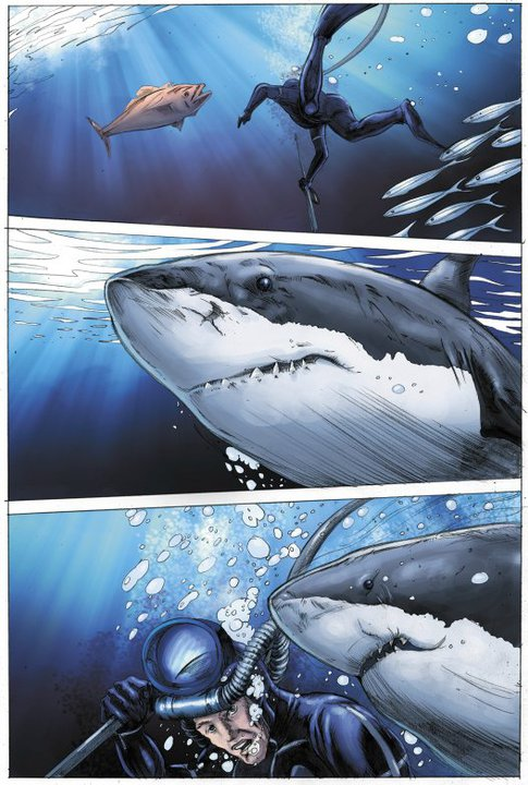 shawnvanbriesen: World's Deadliest Sharks