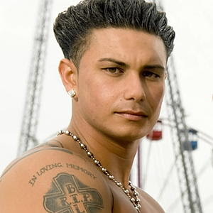 Jersey star Pauly D celebrates birthday