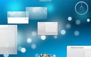 KDE 4.3 'Air'
