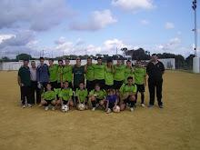 Cadetes FB Gerena 2008-09