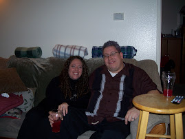 Shawn Candelaria- Former Young Adult Pastor and his wife, Cristina