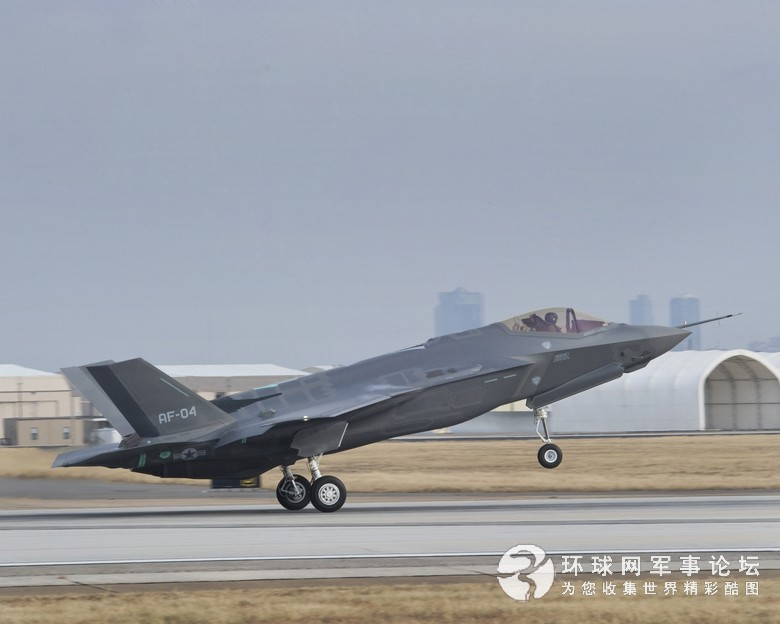 The f35 is an exciting new fighter that will be coming into production around 2008