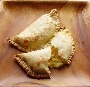 ... Alchemist Chef: Empanadas de Choclo: Sweet Corn and Cheese Empanadas