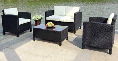 Ocio jard n hipercor oferta en mobiliario de terraza y for Mobiliario jardin terraza