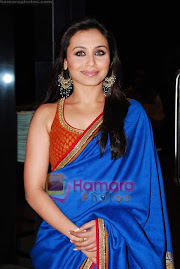 Biografia da atriz Rani Mukherjee  